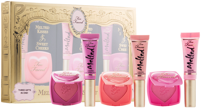 Sephora-Christmas-Beauty-Wishlist-2015-Too-Faced-Melted-Kisses-Sweet-Cheeks-Set